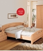 Pohištvo iz masivnega lesa MONTANA je izdelana iz izbranega masivnega bukovega lesa.