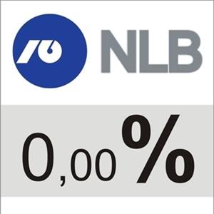 Picture of NLB kredit z 0,00% obrestno mero pri dobi odplačila do 36 mesecev