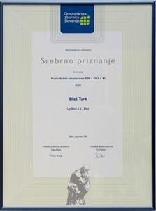 Picture of GZS - Srebrna nagrada za naj inovacijo gorenjske 2007