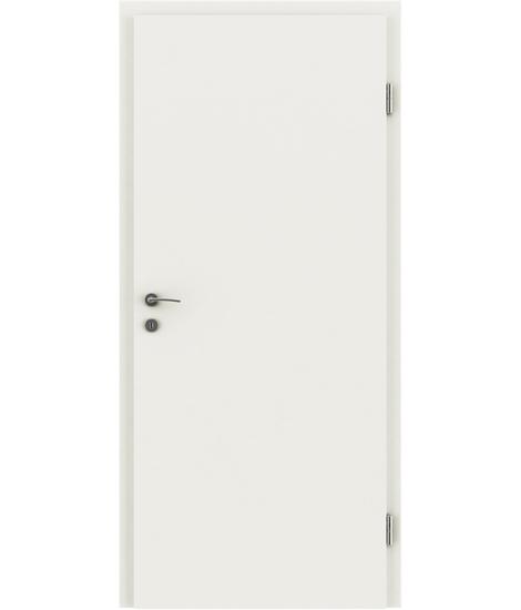 CPL notranja vrata za enostavno vzdrževanje VISIOline - beli