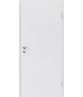 Picture of CPL notranja vrata za enostavno vzdrževanje VISIOline - jesen beli