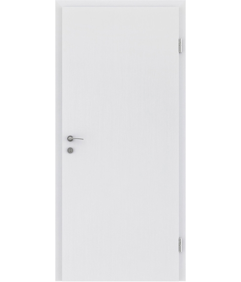 CPL notranja vrata za enostavno vzdrževanje VISIOline - jesen beli
