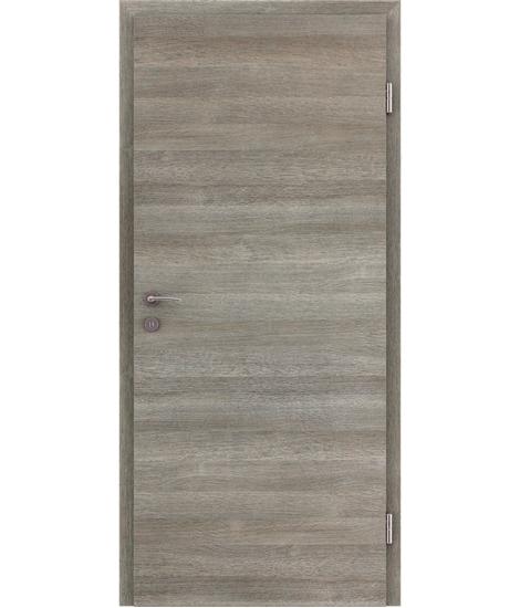CPL notranja vrata TOPline - L1 hrast sivi