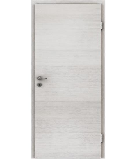 CPL notranja vrata TOPline - L1 MILLENIUM alpski bor beli