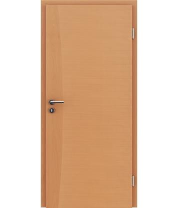 Picture of Furnirana notranja vrata z intarzijskimi vstavki HIGHline - I14 bukev