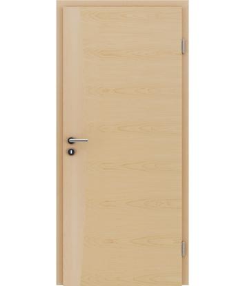 Picture of Furnirana notranja vrata z intarzijskimi vstavki HIGHline - I14 javor