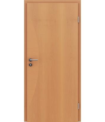 Picture of Furnirana notranja vrata z intarzijskimi vstavki HIGHline - I3 bukev, intarzijski vstavek bukev