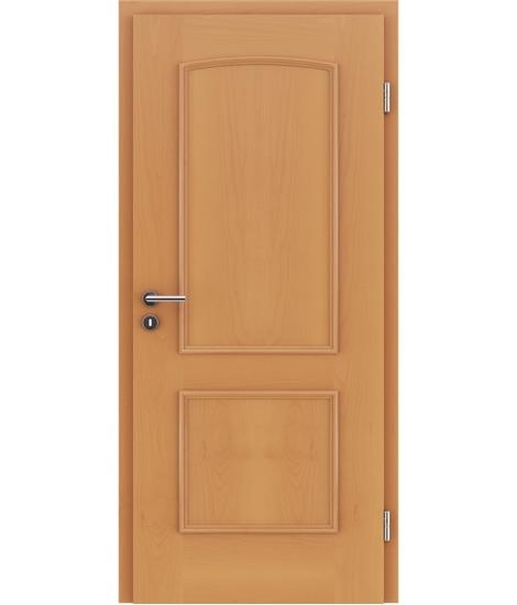 furnirana notranja vrata z okrasnimi letvicami STILline - SOA bukev