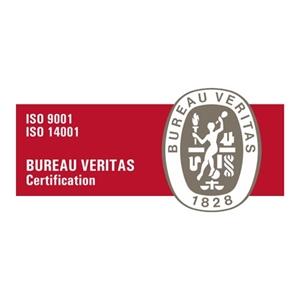 Picture of Sistem vodenja kakovosti ISO 9001:2015 in ravnanja z okoljem ISO 14001:2015