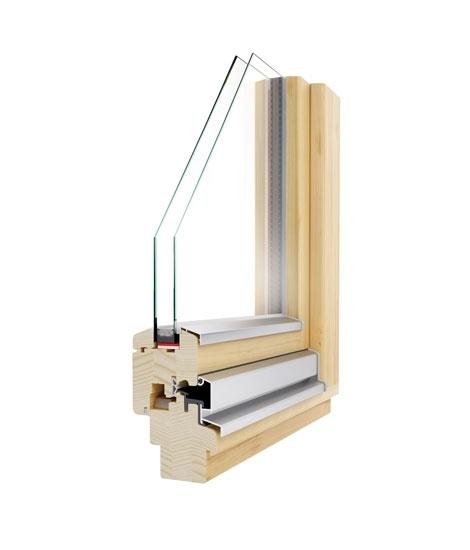 Lesena okna LIP BLED