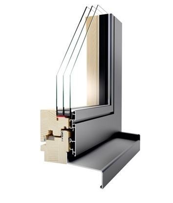 Picture of Lesena okna LIP BLED ELEGANCE