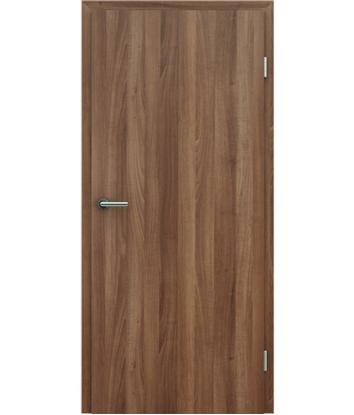 Notranja vrata z imitacijo furnirja BASICline - oreh