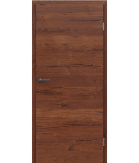 Furnirana notranja vrata s pokončno in/ali prečno strukturo VIVACEline PRESTIGE - F4 hrast Altholz mat lakiran