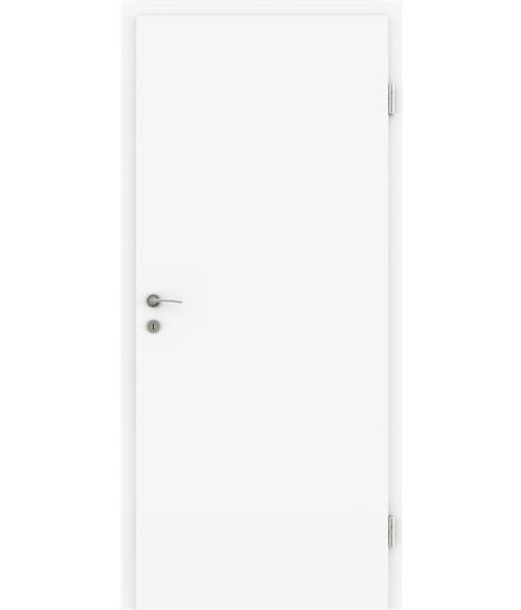 Belo lakirana notranja vrata COLORline - EASY
